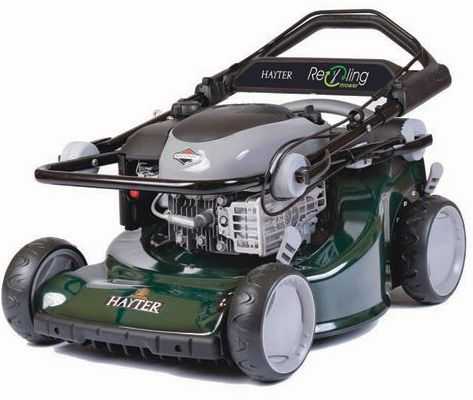 hayter lawnmower servicing & sales